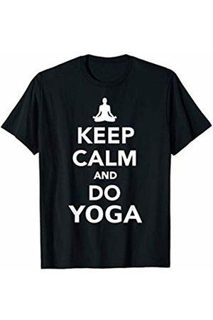 Yoga gifts Keep calm and do yoga T-Shirt
