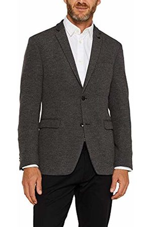 Esprit Men's 089ee2g005 Blazer, Dark 020