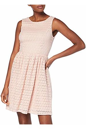Only Women's Onlrose Sl Dress WVN Rose Smoke