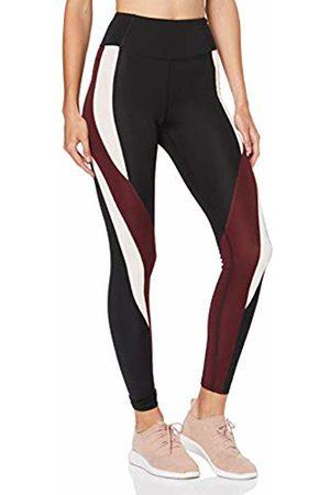 AURIQUE BAL1120 Gym Leggings Women, ( /Port/Blush)