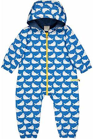 loud + proud Baby Wasserabweisender Overall Aus Bio Baumwolle, GOTS Zertifiziert Snowsuit