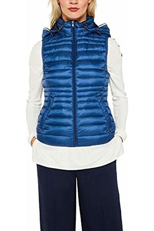 Esprit Women's 079ee1h001 Outdoor Gilet, Dark 405