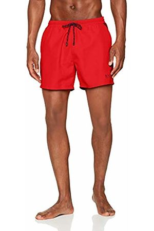 HUGO BOSS Men's Pearleye Short, (Bright 623)