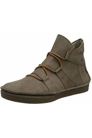 El Naturalista Women's N5049 Pleasant Plume/Rice Field Ankle Boots