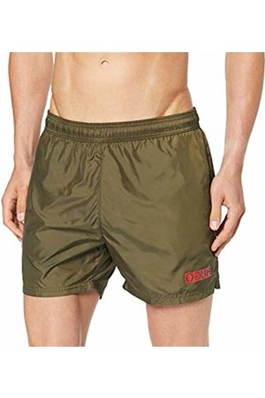 HUGO BOSS Men's Kuba Short, Dark 303