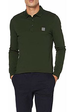 HUGO BOSS Men's Passerby Polo Shirt, (Open 346)