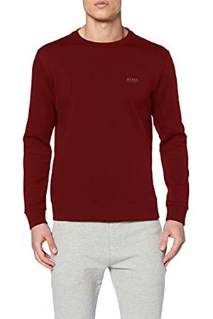 HUGO BOSS Men's Salbo X Sweatshirt, (Dark )