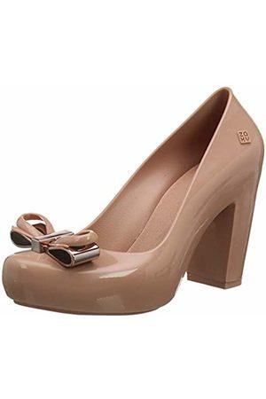 Zaxy Women's Fever Dressy Closed Toe Heels