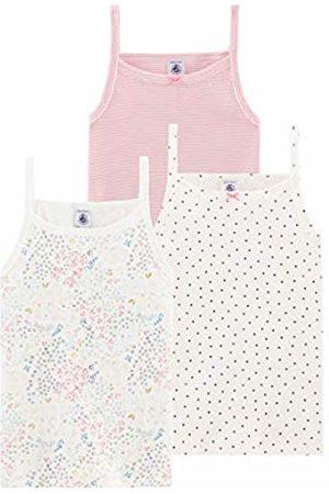 Petit Bateau Girl's Chemise À Bretelles_4991200 Vest