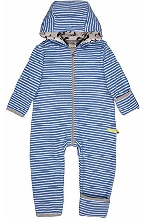 loud + proud Baby Overall Fleece Aus Bio Baumwolle, GOTS Zertifiziert Snowsuit