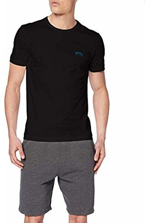 HUGO BOSS Men's Tee Curved T-Shirt