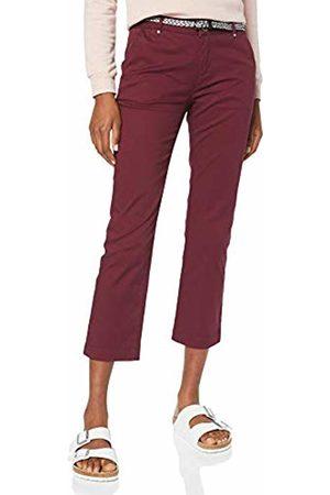 Morgan Women's 191-pims.p Skinny Jeans, Bordeaux