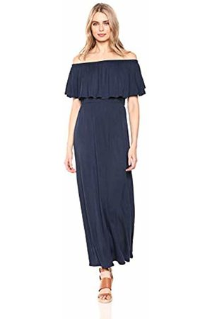 28 Palms Off Off Shoulder Maxi Dress Casual