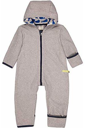 loud + proud Baby Overall Fleece Aus Bio Baumwolle, GOTS Zertifiziert Snowsuit, Gr