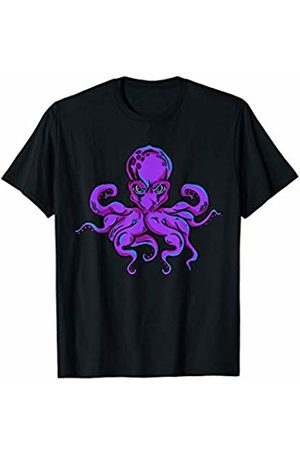 Fitness Octopus - Bodybuilding & Devil Fish Gifts Fitness Octopus - Muscular Bodybuilder Devilfish Animal T-Shirt