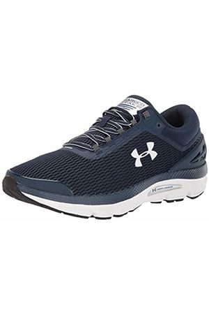 Under Armour Men's Charged Intake 3 Competition Running Shoes, (Academy 401)