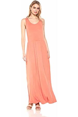 28 Palms Sleeveless Maxi Dress Casual