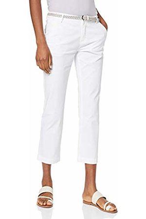 Morgan Women's 191-pims.p Skinny Jeans, Blanc
