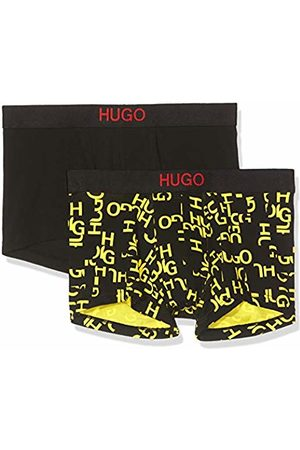 HUGO BOSS Men's Trunk Brother Pack Boxer Shorts, (Open 062)