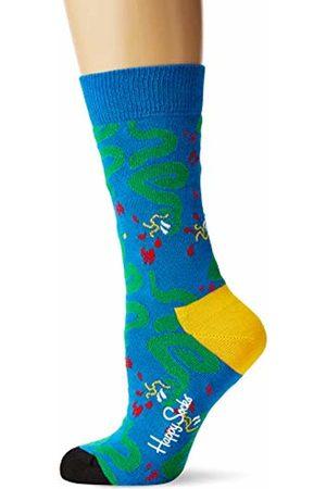 Happy Socks Women's Snake Sock 630)