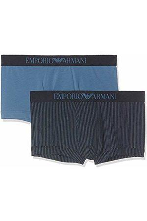 Emporio Armani Underwear Men's 2pack Swim Trunks