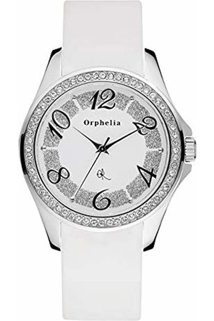 ORPHELIA Women's Quartz Watch with Rubber OR22170611