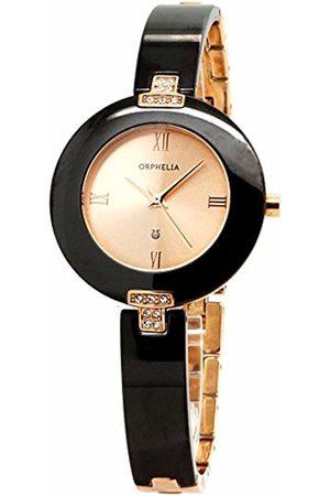 ORPHELIA Women's Quartz Watch with Ceramic OR53370274