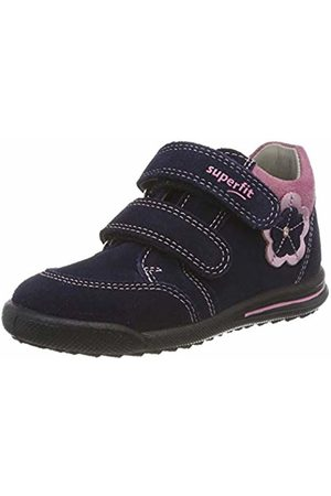 Superfit Baby Girls' Avrile Mini Low-Top Sneakers