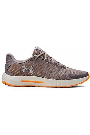Under Armour Women's Micro G Pursuit SE Running Shoes, (Tetra Gray/Summit /Metallic 601)