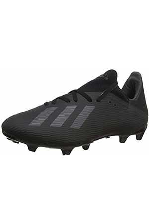 adidas Men's X 19.3 Fg Footbal Shoes, Core Utility / Met