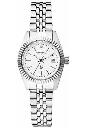 ORPHELIA Women's Quartz Watch 12504 with Metal Strap