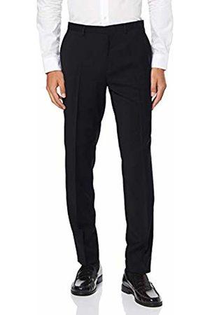 HUGO BOSS Men's Hartleys Suit Trousers, Dark 021