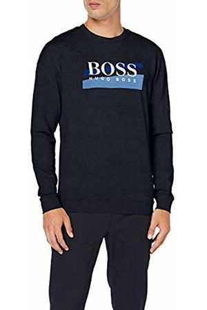 HUGO BOSS Men's Authentic Sweatshirt Dark 403