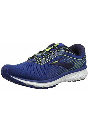 Brooks Men's Ghost 12 Running Shoes, /Navy/Nightlife 402