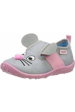 Superfit Girls' Spotty Low-Top Slippers