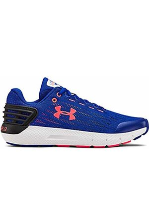 Under Armour Boys' Grade School Charged Rogue Running Shoes, (Royal/ /Beta 402)