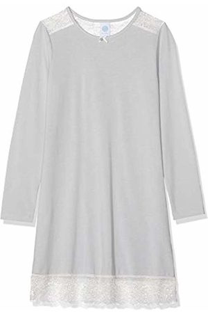Sanetta Girl's Nachthemd Nightie, Ice 1566