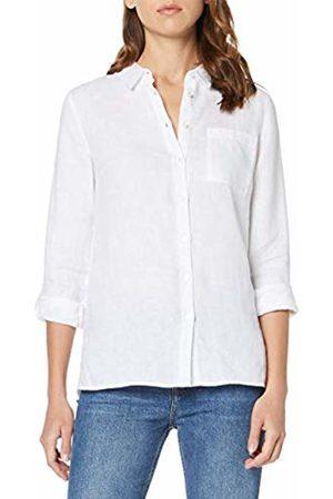 MERAKI Women's Relaxed Long Sleeve Linen Shirt