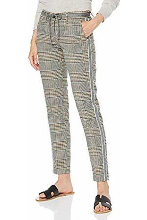 Opus Women's Moriel Mixed Check Trouser