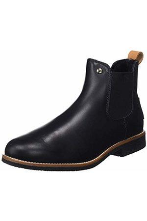 Panama Jack Women's Giordana Igloo Travelling Chelsea Boots (Negro B1) 3 UK