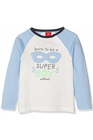 s.Oliver Baby Boys' 65.908.31.8649 Long Sleeve Top, 5312