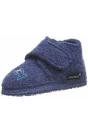 Nanga Baby Boys' Polar Bear Slippers 4 UK