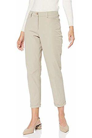 Brax Women's Maron Cotton Blend 7/8-hose Slim Fit Modern Trouser