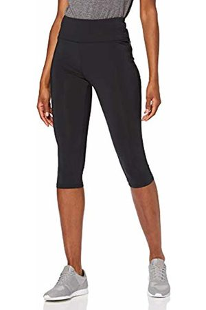 Esprit Sports Women's Tight Edry Sl Sports Trousers, ( 001)