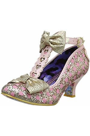 Irregular Choice Women's Total Freedom T-Bar Heels, F
