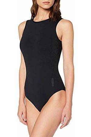 Esprit Women's Ocean Beach Ay H.n.Swims Swimming Costume, ( 001)