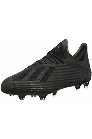 adidas Men's X 19.1 Fg Footbal Shoes, Core Utility / Met