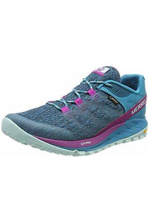 Merrell Women's Antora GTX Trail Running Shoes, Capri Breeze