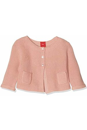 s.Oliver Baby Girls' 65.908.64.8938 Cardigan, (Dusty 4257)
