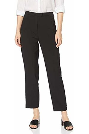 Miss Selfridge Women's Tab Front Cigarette Tapered Trousers